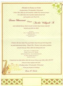 Kartu Undangan Pernikahan Ideal Yang Sopan Dan Beretika Jasa